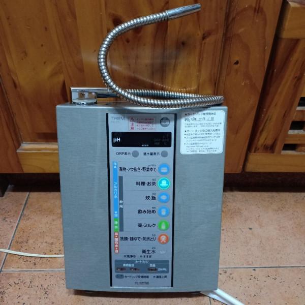 Máy lọc nước ion kiềm Trevi FW-207. [Hàng nội địa mới 99 ...