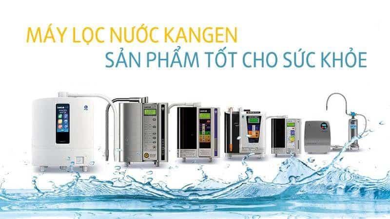 📌 [Update] Bảng giá TOP 6 máy lọc nước Kangen Nhật Bản tốt nhất 2021 |  Doctornuoc