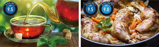 Sử dụng nước ion kiềm từ máy lọc nước điện giải Panasonic TK-AB50 để nấu ăn ngon hơn