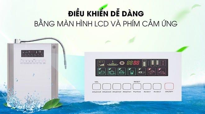 máy lọc nước ion kiềm 5250