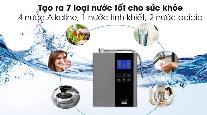 máy lọc nước ion kiềm iONPIA 5100